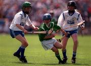 Schoolboys Hurling Tipperary V Waterford, Thurles, 25/5/97.  Photograph Brendan Moran SPORTSFILE.
