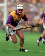 Tom Dempsey, Wexford Hurling. 17/8/97.  Photograph: Matt Browne SPORTSFILE.