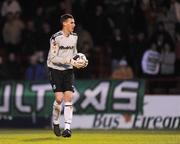 18 April 2008; Karl Coleman Shamrock Rovers. eircom league of Ireland Premier Division, Shamrock Rovers v UCD, Tolka Park, Dublin. Picture credit; Stephen McCarthy / SPORTSFILE
