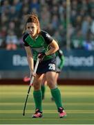 22 March 2015; Anna O'Flanagan. Ireland. Ireland v Canada - World Hockey League 2 Final, National Hockey Stadium, UCD, Belfield, Dublin. Picture credit: Piaras O Midheach / SPORTSFILE