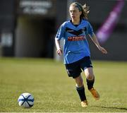 11 April 2015; Orla Haran, UCD. WSCAI Intervarsities Cup Final, UCD v UCC, Waterford IT, Waterford. Picture credit: Matt Browne / SPORTSFILE