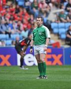 27 April 2008; Nigel Owens, Referee. Heineken Cup Semi-Final, Saracens v Munster, Ricoh Arena, Coventry, England. Picture credit: Brendan Moran / SPORTSFILE *** Local Caption ***