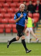 5 April 2015; Referee Cormac Reilly. Allianz Football League, Division 1, Round 7, Derry v Cork. Owenbeg, Derry. Picture credit: Oliver McVeigh / SPORTSFILE
