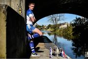 27 April 2015; In attendance at a photocall ahead of the Allianz Hurling League Division 1 Final this weekend is Waterford's Pauric Mahony. Croke Park, Dublin. Picture credit: Ramsey Cardy / SPORTSFILE