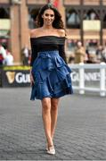 1 May 2015; Georgia Salpa at Punchestown Racecourse, Punchestown, Co. Kildare. Picture credit: Matt Browne / SPORTSFILE