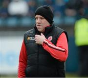 2 May 2015; Tyrone manager Feargal Logan. EirGrid GAA All-Ireland U21 Football Championship Final, Tipperary v Tyrone. Parnell Park, Dublin. Picture credit: Oliver McVeigh / SPORTSFILE