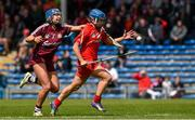 3 May 2015; Orla Cronin, Cork, in action against Shauna Healy, Galway. National Camogie League, Division 1 Final, Cork v Galway. Semple Stadium, Thurles, Co. Tipperary. Picture credit: Ray McManus / SPORTSFILE