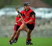 3 June 2000; Paul Braniff of Down during the Guinness Ulster Senior Hurling Championship Quarter-Final between Down and New York at Casement Park in Belfast. Photo by Ray McManus/Sportsfile