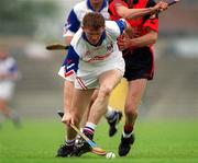 3 June 2000; Kevin Kennedy of New York during the Guinness Ulster Senior Hurling Championship Quarter-Final between Down and New York at Casement Park in Belfast. Photo by Ray McManus/Sportsfile