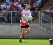 8 June 2008; Tyrone's Colm Cavanagh. GAA Football Ulster Senior Championship Quarter-Final, Tyrone v Down, Healy Park, Omagh, Co. Tyrone. Picture credit: Brian Lawless / SPORTSFILE