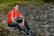 11 May 2015; Mark Ellis, Cork, in attendance at the 2015 Munster GAA Senior Championships Launch. Blackrock Castle, Blackrock, Cork. Picture credit: Brendan Moran / SPORTSFILE