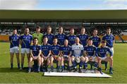 16 May 2015; The Longford team. Leinster GAA Football Senior Championship, Round 1, Offaly v Longford, O'Connor Park, Tullamore, Co. Offaly. Picture credit: Ray McManus / SPORTSFILE