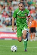17 July 2008; Dan Murray, Cork City. UEFA Cup First Qualifying Round, 1st Leg, Cork City v FC Haka, Turners Cross, Cork. Picture credit: Stephen McCarthy / SPORTSFILE