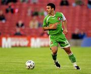 17 July 2008; Danny Murphy, Cork City. UEFA Cup First Qualifying Round, 1st Leg, Cork City v FC Haka, Turners Cross, Cork. Picture credit: Stephen McCarthy / SPORTSFILE