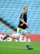 19 July 2008; Graham Geraghty, Meath, during the warm up. GAA Football All-Ireland Senior Championship Qualifier - Round 1, Limerick v Meath, Gaelic Grounds, Limerick. Picture credit: David Maher / SPORTSFILE
