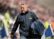 24 May 2015; Mark Sidebottom, BBC Sport presenter. Ulster GAA Football Senior Championship Quarter-Final, Cavan v Monaghan. Kingspan Breffni Park, Cavan. Picture credit: Oliver McVeigh / SPORTSFILE