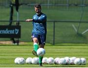 11 June 2015; Republic of Ireland assistant manager Roy Keane during squad training. Gannon Park, Malahide, Co. Dublin. Picture credit: Seb Daly / SPORTSFILE