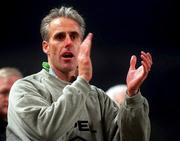 File Pic: Mick McCarthy pictured during his first match in charge of the Rep of Ireland against Russia. 27/3/96. Soccer.Pic: David Maher / SPORTSFILE