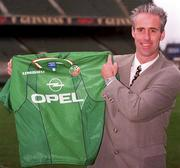 Mick McCarthy, Republic of Ireland Manager. Soccer. Picture credit; SPORTSIFLE