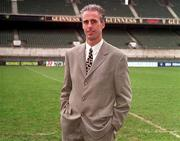 New Republic of Ireland Manager Mick McCarthy. Soccer. Picture credit; SPORTSFILE