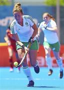 18 June 2015; Nicola Evans, Ireland. Women's World League Round 3, Ireland v China. Valencia, Spain. Picture credit: David Aliaga / SPORTSFILE