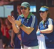 18 June 2015; Darren Smith head coach Darren Smith. Women's World League Round 3, Ireland v China. Valencia, Spain. Picture credit: David Aliaga / SPORTSFILE