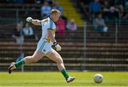 20 June 2015; Alan Mulhall, Offaly. GAA Football All-Ireland Senior Championship, Round 1A, Waterford v Offaly, Fraher Field, Dungarvan, Co. Waterford. Picture credit: Matt Browne / SPORTSFILE