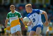 20 June 2015; Joey Veale, Waterford, in action against Offaly. GAA Football All-Ireland Senior Championship, Round 1A, Waterford v Offaly, Fraher Field, Dungarvan, Co. Waterford. Picture credit: Matt Browne / SPORTSFILE