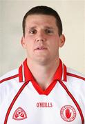 9 September 2008; Colin Holmes, Tyrone. Tyrone squad portraits 2008, Cookstown, Co. Tyrone. Picture credit; Oliver McVeigh / SPORTSFILE