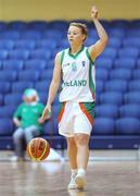 6 September 2008; Aisling Sullivan, Ireland. Senior Women's Basketball European Championship - Division B - Group A - Ireland v Iceland, National Basketball Arena, Tallaght, Dublin. Picture credit: Stephen McCarthy / SPORTSFILE