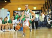 6 September 2008; Rachel Clancy, Ireland. Senior Women's Basketball European Championship - Division B - Group A - Ireland v Iceland, National Basketball Arena, Tallaght, Dublin. Picture credit: Stephen McCarthy / SPORTSFILE