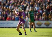 4 July 2015; Kate Kelly, Wexford, scores a penalty against Limerick. Liberty Insurance Camogie Championship, Wexford v Limerick. Innovate Wexford Park, Wexford. Picture credit: Matt Browne / SPORTSFILE
