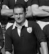 27 September 1959; Sean Purcell of Galway prior to the All-Ireland Senior Football Championship Final match between Kerry and Galway at Croke Park in Dublin. Photo by Connolly Collection/Sportsfile
