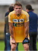 5 July 2015; Mark Sweeney, Antrim, after the game. GAA Football All-Ireland Senior Championship Round 2A, Fermanagh v Antrim. Brewster Park, Enniskillen, Co. Fermanagh. Picture credit: Paul Mohan / SPORTSFILE