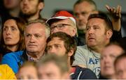 25 July 2015; Kerry senior football selectors Mikey Sheehy and Cian O'Neill look on during the game. GAA Football All-Ireland Senior Championship, Round 4A, Kildare v Cork. Semple Stadium, Thurles, Co. Tipperary. Picture credit: Piaras Ó Mídheach / SPORTSFILE