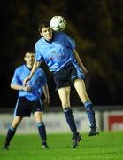 11 November 2008; Evan McMillan, UCD. A Championship Final, UCD v Bohemians, UCD Bowl, Dublin. Picture credit: Diarmuid Greene / SPORTSFILE