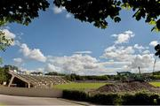 30 July 2015; Views of the ongoing Páirc Uí Chaoimh stadium Redevelopment. Ballintemple, Co. Cork. Picture credit: Matt Browne / SPORTSFILE