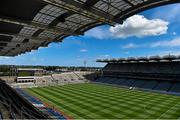 1 August 2015; A general view of Croke Park stadium ahead of the game. GAA Football All-Ireland Senior Championship, Round 4B, Donegal v Galway. Croke Park, Dublin. Picture credit: Ramsey Cardy / SPORTSFILE