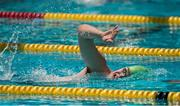 2 August 2015; Team Ireland's Keith Butler, a member of D6 Special Olympics Club, From Walkinstown, Dublin, on his way to winning the Gold medal in the AQ 800M Freestyle Division M5 Final at the Uytengsu Aquatics Center. Special Olympics World Summer Games, Los Angeles, California, United States. Picture credit: Ray McManus / SPORTSFILE