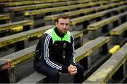 3 August 2015; Mayo's Keith Higgins following a press conference. Elverys MacHale Park, Castlebar, Co. Mayo. Picture credit: Piaras Ó Mídheach / SPORTSFILE