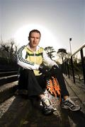 1 December 2008; Paul Hession. Morton Stadium, Santry, Dublin. Picture credit: David Maher / SPORTSFILE