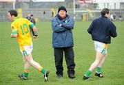 4 January 2009; Joint Leitrim manager John Morrison before the game. FBD Connacht League, Section 2, GMIT v Leitrim, Tuam Stadium, Tuam, Co. Galway. Picture credit: Ray Ryan / SPORTSFILE