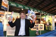 23 January 2009; Newcastle and England football legend Peter Beardsley, who is now a tourism ambassador for the Cities of NewcastleGateshead and Sunderland, pictured at the Dublin Holiday World Show 2009 at the RDS. RDS, Dublin. Picture credit: Pat Murphy / SPORTSFILE