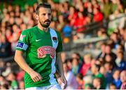 14 August 2015; Liam Miller, Cork City. SSE Airtricity League Premier Division, Cork City v Limerick FC. Turners Cross, Cork. Picture credit: Piaras Ó Mídheach / SPORTSFILE