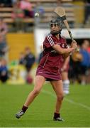 15 August 2015; Niamh McGrath, Galway. Liberty Insurance All-Ireland Camogie Senior Championship, Semi-Final, Galway v Wexford, Nowlan Park, Kilkenny. Picture credit: Sam Barnes / SPORTSFILE