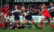 3 November 2000; Gary Halpin of Leinster during the Guinness Interprovincial Championship match between Leinster and Munster at Donnybrook Stadium in Dublin. Photo by Brendan Moran/Sportsfile