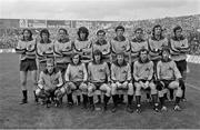 28 September 1975; The Dublin team. All-Ireland Football Final. Dublin v Kerry. Croke Park, Dublin. Picture credit: Connolly Collection / SPORTSFILE