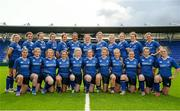 29 August 2015; The Leinster Women's Rugby squad. Women's Interprovincial, Leinster v Connacht, Donnybrook Stadium, Donnybrook, Dublin. Picture credit: Sam Barnes / SPORTSFILE