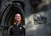 31 August 2015; Kilkenny manager Brian Cody poses for a portrait following a press conference. Kilkenny Hurling Press Conference. Langton's Hotel, Kilkenny. Picture credit: Ramsey Cardy / SPORTSFILE