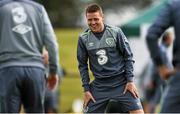 31 August 2015; James McCarthy, Republic of Ireland,  during squad training. Republic of Ireland Squad Training, Abbotstown, Co. Dublin. Picture credit: David Maher / SPORTSFILE